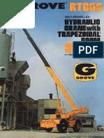 Data Sheet - Grove RT65 (35 Tons)