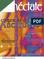 CONECTATE 015 - Enero 2002 Perseverancia, Meditacion, Decisiones