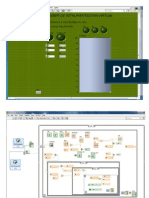 Control on-Off Con Histerisis Labview