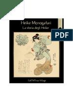 La Storia Degli Heike - Volume 1