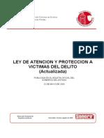 Ley 266 Atn y Protec Victimas Del Delito