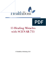 15 Healing Miracles EX735 SCENAR Book Stories