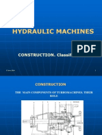 CURS 2 3 Hydraulic Machines Construction