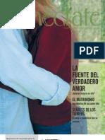 CONECTATE 028 - Febrero 2003 Amor, Matrimonio, Prioridades