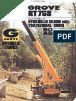 Data Sheet - Grove RT75S (50 Tons)