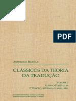 Classicos Da Teoria Da Traducao - Werner Heiderman (Org.)