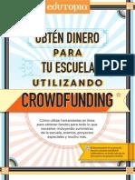 Edutopia Guia Crowdfunding Espanol