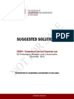 Sl1 Commercial Law and Corporate Law
