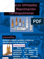 Farmacos de Rcp