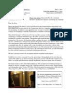 Florida Ethics Commission Verbatim Record Executive Session Jun 02 2014