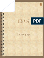 TEMA 16