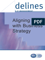 Align IT With Strategy