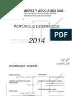 Portafolio de Servicios 2014 v.6