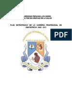 Plan Estrategico Reformulado 2008 - 2011