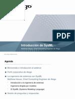 Introduccion a SysML 120627