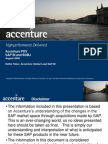 Accenture POV - SAP BI and BOBJ 081408 for Clients