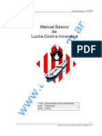 Manual Lucha Contra Incendio