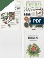 Pequeña Enciclopedia de Las Hierbas