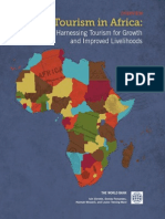 Africa Tourism Report 2013 Overview