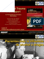 14-Pcte Bajo La Influencia Del Alcohol y Drogas