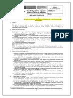 Formatos Guia de Elaboración de Expedientes Nov. 2013