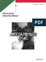 M700-70 Series Instruction Manual - IB1500042-G(ENG)