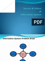 Success & Failure of Information System