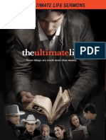 The Ultimate Life 6 Sermon Pack