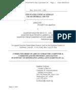 CCIA Amicus Brief - Apple v. Samsung