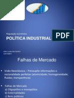 POL+ìTICA INDUSTRIAL