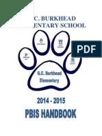 gcb pbis handbook