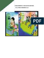 Manual en Educacion Sanitaria