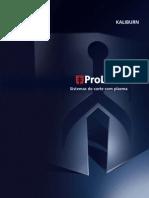 ProLine Family Plasma Cutter Brochure Pt