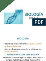 2. BIOLOGÍA 2014-1