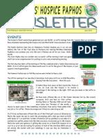 Friends Hospice Newsletter June 2014