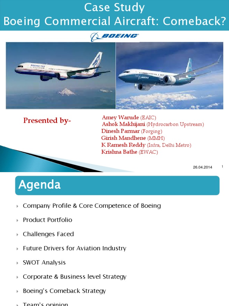 boeing case study essay Boeing case study essays: over 180,000 boeing case study essays, boeing case study term papers, boeing case study research paper, book reports 184 990 essays, term and research papers available for unlimited access.