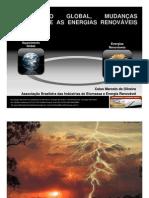 BB AQUECIMENTO GLOBAL - CONFERÊNCIA MUNDIAL ALTERAÇÕES CLIMÁTICAS