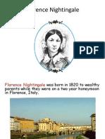 Florence Nightingale Masters 3rd