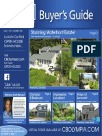 Coldwell Banker Olympia Real Estate Buyers Guide June 7th 2014