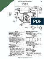 Standard Auto Electrician Manual 995 Model a 1929 59211