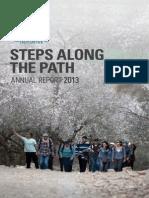 Annual Report 2013 - Abraham Path Initiative