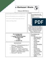 artifact for 2 2 d - february newsletter 2014 copy