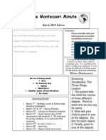 artifact for 2 2 d - march newsletter 2014 copy