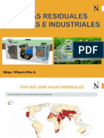 Aguas Residuales Urbanas e Industriales