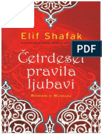223281247 Cetrdeset Pravila Ljubavi Elif Shafak