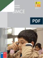 Informe Nacional Simce 2011