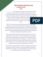 184 MÉDICOS SEM FRONTEIRAS PRECISA DE VOCE
