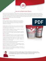 Spanish PWS ProductSheet Achieve