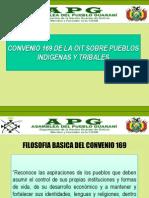 Convenio 169 de La Oit- Apg-wilfredo Castillo