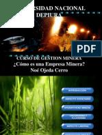 Gestión Minera. Como Es Una Empresa Minera-1